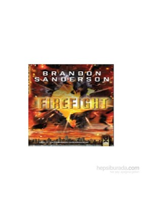 Steelheart 2 Firefight - Brandon Sanderson
