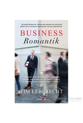 Business Romantik-Tim Leberecht
