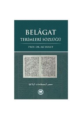 Belagat Terimleri Sözlüğü-Ali Bulut