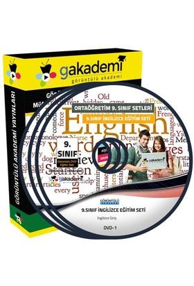 Görüntülü Akademi 9. Sınıf İngilizce Görüntülü Eğitim Seti (12 Dvd)