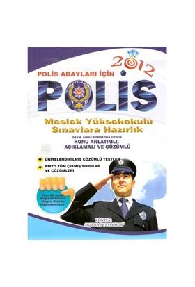 Yöntem Yayıncılık Polis Meslek Yüksekokulu Sınavlarına Hazırlık Konu Anlatımlı Açıklamalı Ve Çözümlü