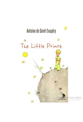 The Little Prince-Antonie De Saint-Exupery