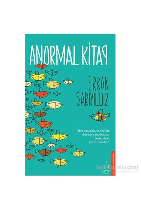 Anormal Kitap - Erkan Sarıyıldız