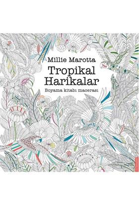 Tropikal Harikalar-Millie Marotta