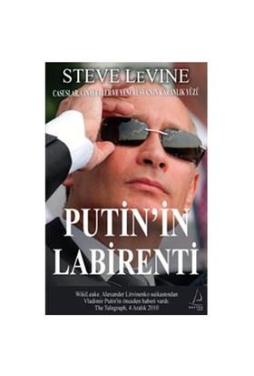 Putin'in Labirenti - Casuslar, Cinayetler Ve Yeni Rusya'nın Karanlık Yüzü