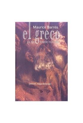 El Greco Yada Toledo'nun Gizi