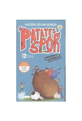 Patates Spor 2. Seri (5 Kitap)