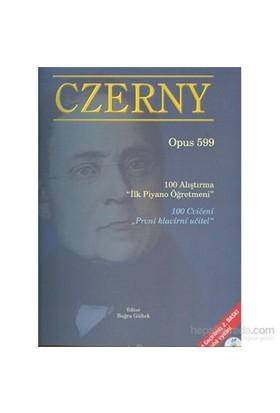 Czerny 100 Op.599 İlk Piyano Öğretmeni(Cd'Li) 100 Alıştırma-Kolektif