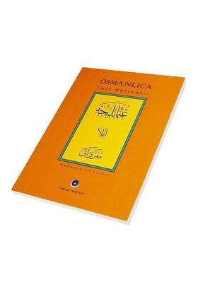 Osmanlıca İmlâ Müfredâtı