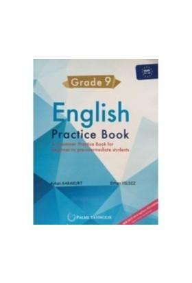 Palme Grade 9 English Practice Book (CEFR A1-A2)