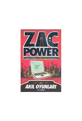 Zac Power - Akıl Oyunları