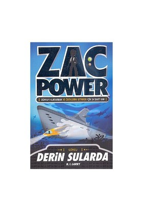 Zac Power - Derin Sularda