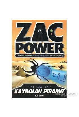 Zac Power Serisi 03 Kaybolan Piramit-H. I. Larry
