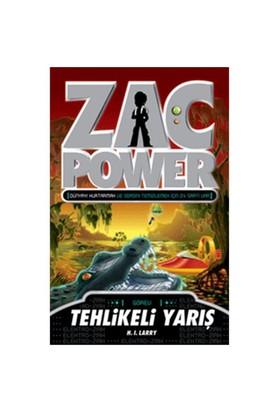 Zac Power - Tehlikeli Yarış