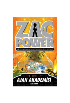 Zac Power - Ajan Akademisi