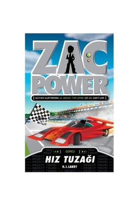 Zac Power Serisi-21: Hız Tuzağı-H. I. Larry