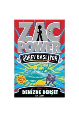 Zac Power Görev Başlıyor - (Görev 2 - Denizde Dehşet)-H. I. Larry
