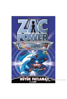 Zac Power Özel Görev-4: Büyük Patlama-H. I. Larry