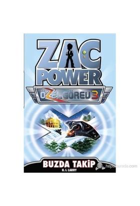 Zac Power Özel Görev-3: Buzda Takip-H. I. Larry