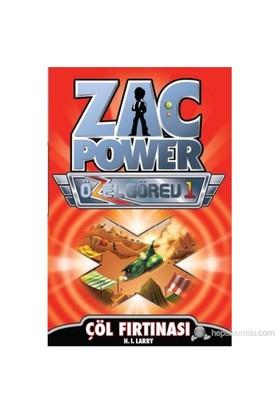 Zac Power Özel Görev-1: Çöl Fırtınası-H. I. Larry