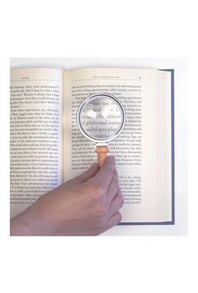 Kikkerland Fresnel Bookmark - Büyüteç Kitap Ayraci