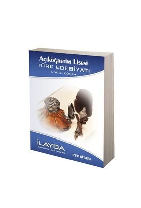 Açık Öğretim Lisesi Edebiyat 1-2 Yardımcı Cep Kitabı