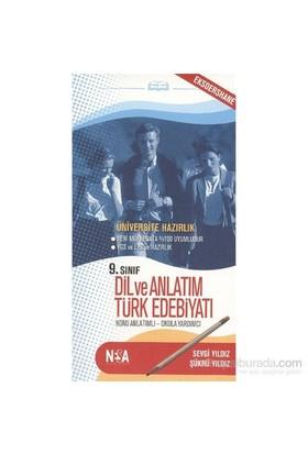 Nesa 9. Sınıf Dil Ve Anlatım Türk Edebiyatı (Cep Boy)-Sevgi Yıldız