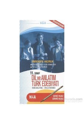 Nesa 11. Sınıf Dil Ve Anlatım Türk Edebiyatı (Cep Boy)-Sevgi Yıldız