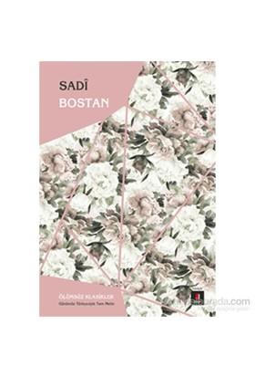 Sadî - Bostan-Şeyh Sadii Şirazi