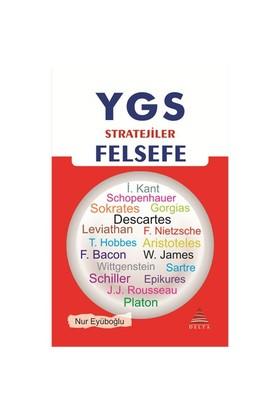 Delta YGS Felsefe Strateji Kartları - Nur Eyüboğlu