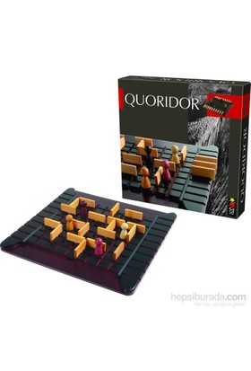 Quoridor Classic Mensa Select Ödüllü Mantık Yürütme Oyunu