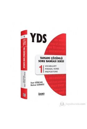 İrem YDS Tamamı Çözümlü Soru Bankası Serisi 1 - Suat Gürcan