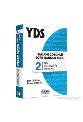 İrem YDS Tamamı Çözümlü Soru Bankası 2.Serisi - Suat Gürcan