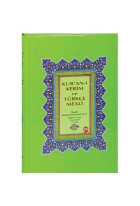 Kur'An-I Kerim Bilgisayar Hatlı Arapça Türkçe Okunuşu Ve Meali (Üçlü Meal Rahle Boy)