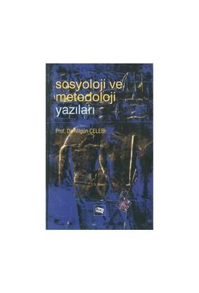 Sosyoloji Ve Metodoloji Yazıları-Nilgün Çelebi
