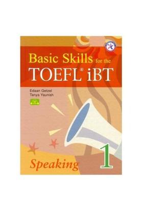 Basic Skills For The Toefl Ibt Speaking 1 + Cd - Tanya Yaunish