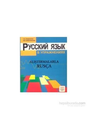 Alıştırmalarla Rusça-S. Khavronina