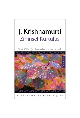Zihinsel Kurtuluş - Jiddu Krishnamurti