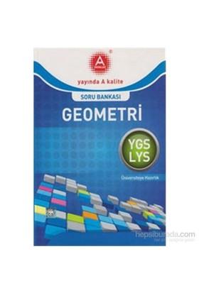 A Yayınları Ygs Lys Geometri Soru Bankası-Kolektif