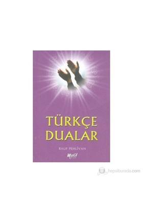 Türkçe Dualar (Cep Boy)