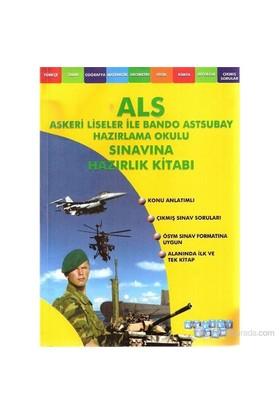 Askeri Liseler İle Bando Astsubay Hazırlama Okulu Sınavına Hazırlık Kitabı 2013