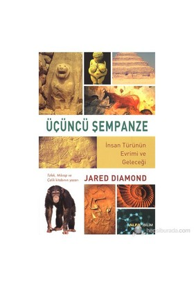 Üçüncü Şempanze - Jared Diamond
