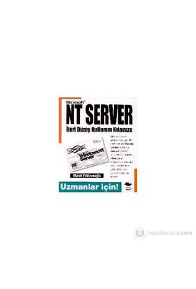 Microsoft Nt Server İleri Düzeyde Kullanım Klavuzu Uzmanlar İçin!-Murat Yıldırımoğlu