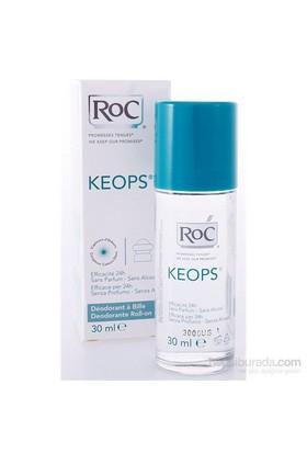 Roc Keops 30 Ml Rollon Deodorant