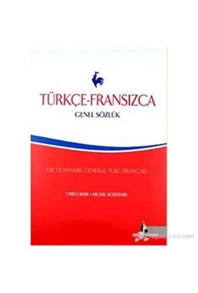 Türkçe-Fransızca Genel Sözlük (Ciltli) (Dictionnaire General Turc-Français) - Michel Bozdemir