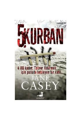 5. Kurban - Jane Casey