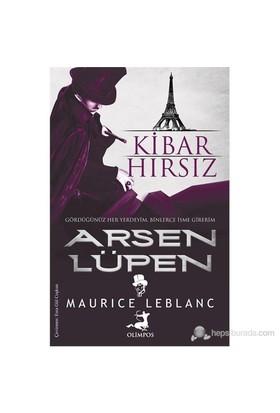 Arsen Lüpen - Kibar Hırsız-Maurice Leblanc