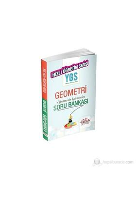 Hızlı Öğretim Ygs Geometri Öğretmenin Kaleminden Soru Bankası-Kolektif