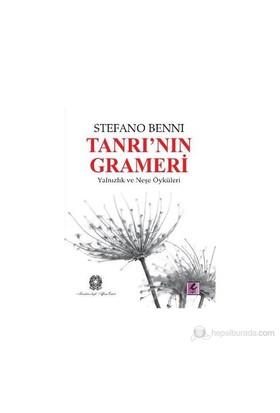 Tanrı'Nın Grameri - (Yalnızlık Ve Neşe Öyküleri)-Stefano Benni
