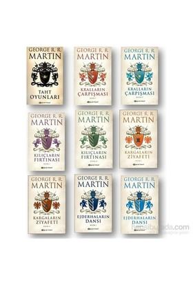 Taht Oyunları Game of Thrones (9 Kitap) - George R. R. Martin